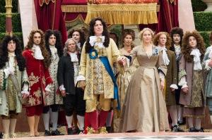 Alan Rickman et Kate Winslet dans Les jardins du roi ( 2014 )