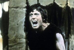 Franco Citti dans Oedipe-Roi d Poier Poalo Pasolini