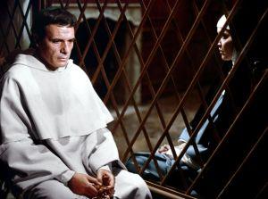Une scène de  Suzanne Simonin , La  Religieuse  ( 1967)