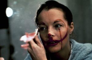 Romy Schneider dans L' important c'est d'Aimer