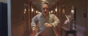 Michaël Stone    perdu dans le labyrinthe de l'hôtel