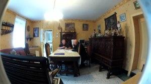 images de la caméra cahée lors des négociations