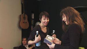 Jeanne Cherhal et Elise Caron