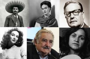 Grandes figures d'Amérique Latine