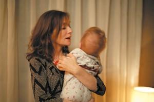 La denrière image du film : l'enfance et l'avenir