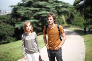 Nathalie (Isabelle Huppert ) et Fabien ( Roman Kolinka)