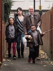Une photo du Film I i Blake de Ken Loach . - en Sélection officielle