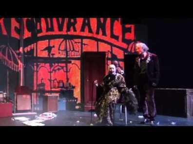 Transsibérien - Le cabaret Recouvrance