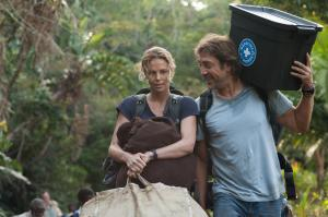 Une scène de The last face de Sean Penn