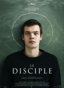 l'Affiche de Le Disciple de Kirill Serebrennikov