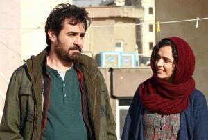 Une scène du Film le clien d'Asghar Farhadi ( Prix du scénario et prix d'interprétation Maculine - Cannes 2016 -