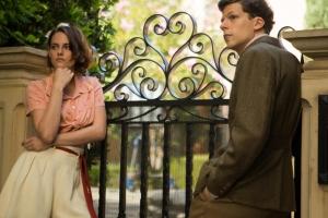 Vonnie ( Cristen Stewart ) et Bobby ( Jesse Eisenberg )