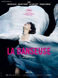 Affiche du film La danseuse de Stéphanie Di Giusto