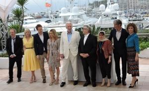 Cannes 2016 - Le Jury de la compétition 69 officielle .