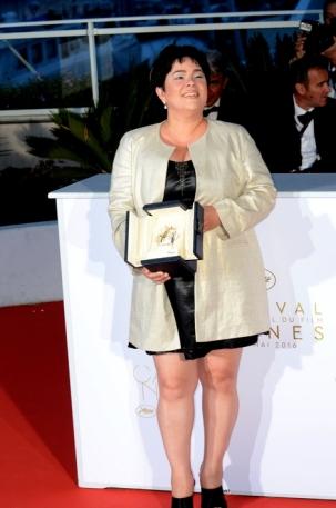 Oalmarès Jocly José . Prix d'interprétation Féminie pour Ma' Rosa de Brillante Mendonça