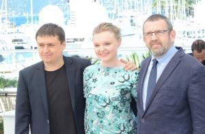l'équipe du Film Bacalauréat de Cristian Mungiu