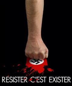 Resister c'est exister l'affiche