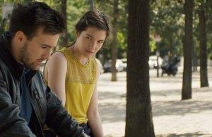 Paul ( Grégoire Leprince-Ringuet ) et Ondine ( Amandine Truffy )