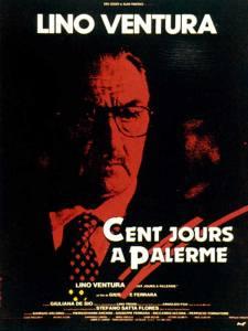 l'Affiche du Film Cent Jours à Palerme