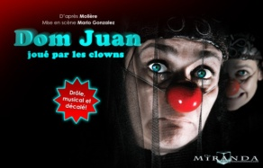 Don Juan et les clowns
