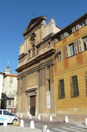 Façade de l'église St Martin