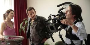 Chrlotte Gainsbourg , Danny Boon et Yvan Attal