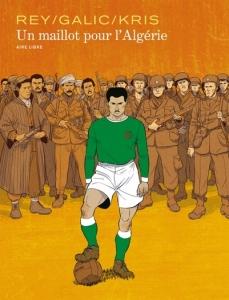 Un maillot pour l'Algérie - Couverture