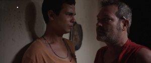Jésus ( Hector Medina ) et son père ( )