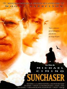 l'Affiche de The Sunchaser .