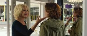 Marlène ( Nathalie Baye) et Diane ( Emmanuelle Devos , Le face à face
