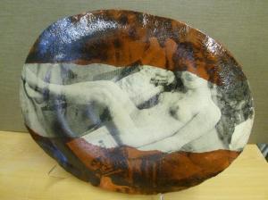 Sérigraphie sur céramique