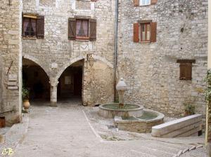 Peille- La Fontaine