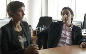 Clotilde Courau et Yvan Attal
