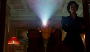 l'oeil -projecteur de l'enfant particulier '....