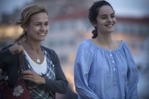 Noémie Merlant et Sadrine Bonnaire