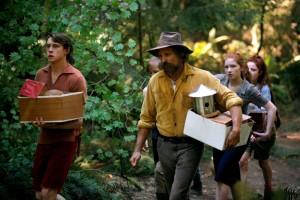 Ben ( Viggo Mortensen) à l'éducation de sa famille ...