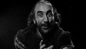 L'acteur espagnol Rafael San Martin dans Mystère Bouffe