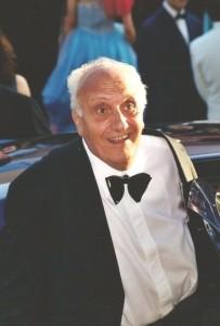 Pierre Tchernia au Festival de Cannes en 2001
