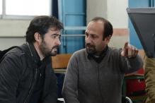 Sahab Osseini et Ashghar Farhadi ( à droite )