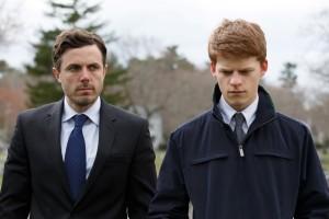 Lee ( Casey Affleck ) et Patrick son neveu ( Lucas Hedges) , retrouvailles pour le testament ...