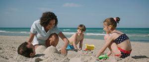 jeux sur la plage et découverte d'une autre Vie possible ...