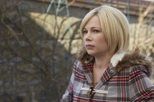 Randi ( Michelle Williams ) , l'es -femme de Lee .