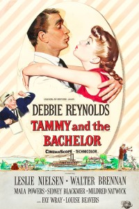 l'affiche du Film : Tammy and the bachelor