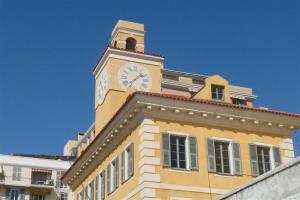 La Pavillon de l'Horloge