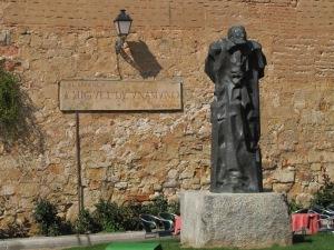 La Statu de Unamo à Salmanque