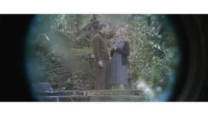Lidia ( Emmanuelle Seigner ) et Danilov ( Paul Haly ) ...sous surveillance.