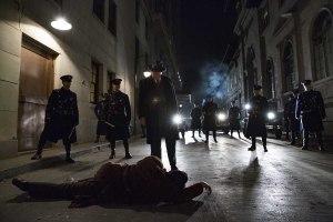 scène de la  violence   de nuits de la prohibition