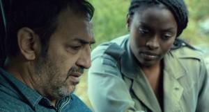 Les policiers : Aïssa Ma¨ga et Moussa Maaskri