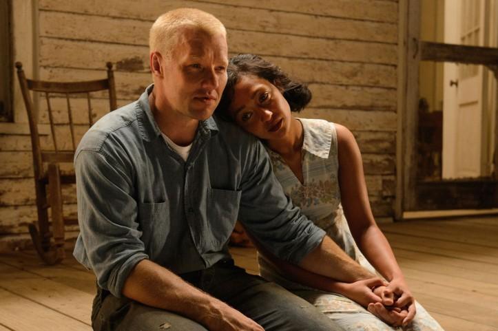 Joel Edgerton et Ruth Negga