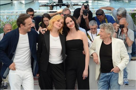Cannes 2017 - D'après une histoire vraie